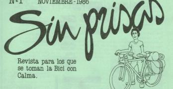 Sin prisas. Número 1, noviembre 1986