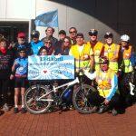 Pedaladas en varias ciudades por el Día Mundial de la Bicicleta