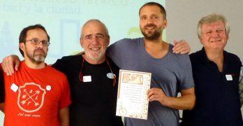 XII Premio ConBici a la movilidad sostenible 2014: La revista Ciclosfera