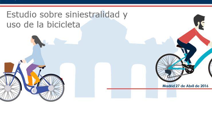 Un estudio evidencia las políticas de seguridad ciclista