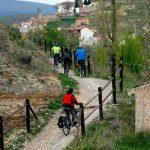 La MEB también fomenta la bici en el entorno rural