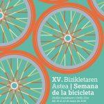 Semana de la bicicleta en Vitoria