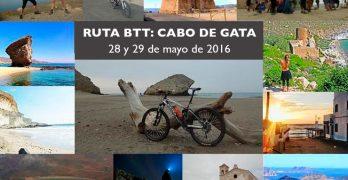 Dos días pedaleando por Cabo de Gata