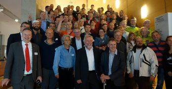 Más de 70 participantes en representación de 32 organizaciones de más de 30 países en la asamblea de la ECF