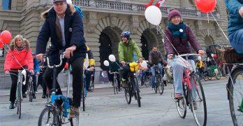 Suiza: 105.234 firmas solicitan infraestructuras para la bicicleta