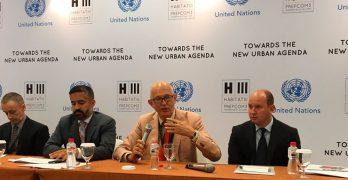 La bicicleta estará recogida en el primer borrador del Habitat III de la ONU