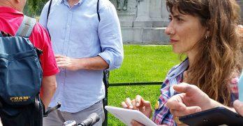 ConBici cuenta ya con una Inspectora Oficial de rutas EuroVelo