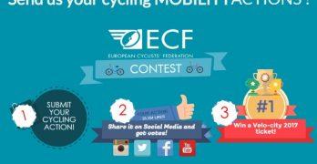 ¡Presenta tus actividades para la #MobilityWeek europea y gana!