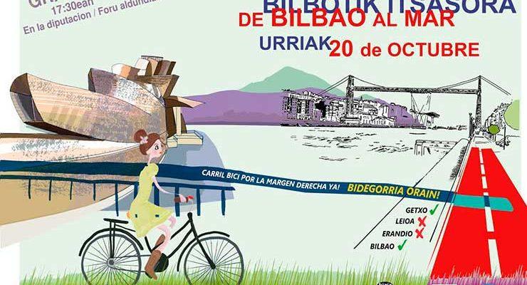 II Martxa Bilbotik Itsasora ( De Bilbao al mar)