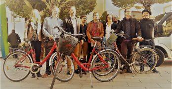 Palma acoge un 'workshop' de la Federación Europea de Ciclistas (ECF)
