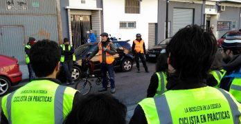"""1r Encuentro estatal de formadores  en ciclismo urbano """"1Bici+. Método estándar de capacitación ciclista"""""""