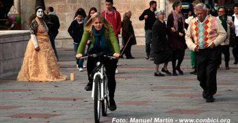 Burgos con Bici: X Concurso de pintura para escolares