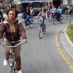La Defensora del Pueblo de Barcelona no defiende la bici