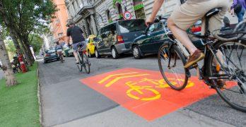 Integración del comportamiento de los ciclistas en el modelado y evaluación de los beneficios (proyecto europeo FLOW)