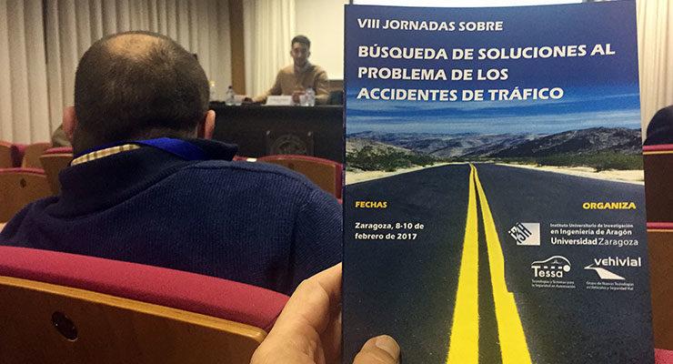 ConBici causa la polémica en unas jornada sobre prevención de accidentes