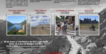 Burgos: X Jornada Viajar en Bici