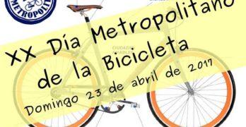 XX Día Metropolitano de la Bici en Sevilla