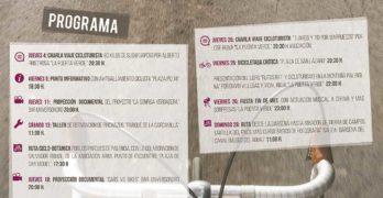 Actividades mes de mayo de Pata de Cabra en Palencia