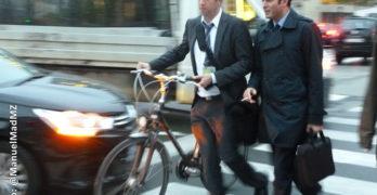 El Consejo de la UE insta a la construcción de infraestructuras para a bicicleta y conseguir la ciudad 30