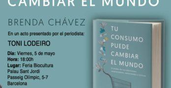 """Presentación del libro """"Tu consumo puede cambiar el mundo"""""""