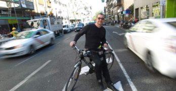 Según la OCU, Madrid es una de las peores ciudades para ir en bici