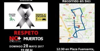 La concentración en Murcia