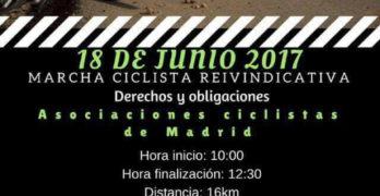 """Marcha reivindicativa """"Derechos y obligaciones"""" en Madrid"""
