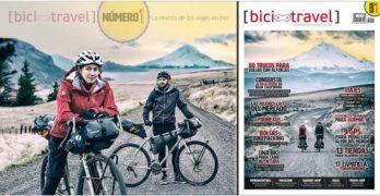 """Nace """"BICI TRAVEL"""", la nueva revista de cicloturismo de alforjas"""