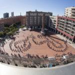 """""""Circuito de la Bicicleta Humana"""" de Terrassa"""