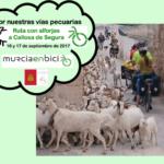 Murcia en Bici reivindica las vías pecuarias