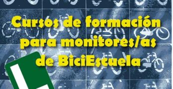 Asturies ConBici promueve un curso de formación para monitores/as de Biciescuela