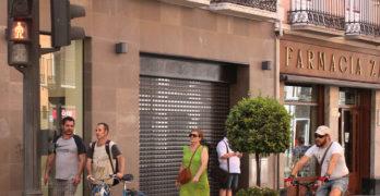 El Ayuntamiento de Granada opta por ahorrarse los carriles bici