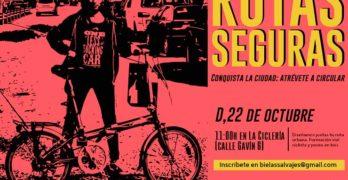 Bielas Salvajes quiere aumentar la población ciclista femenina en las calles