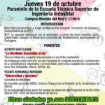 ¿Por qué Cartagena no es sostenible?. Conferencias sobre sostenibilidad