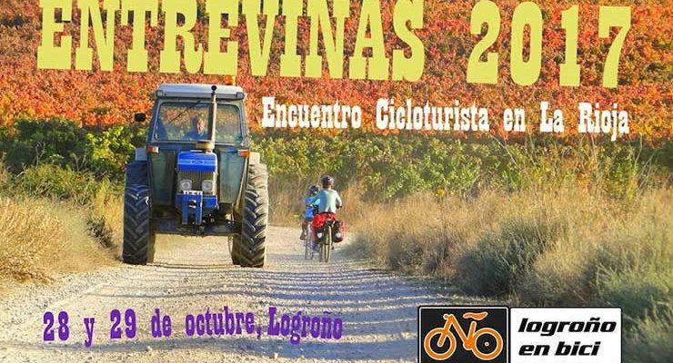 Logroño en bici organiza… ¡Entreviñas 2017!