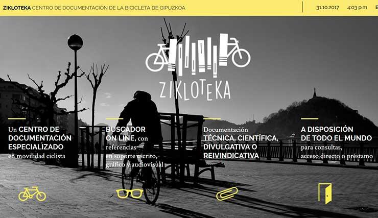 Zikloteka y ConBici impulsan el conocimiento de la cultura ciclista