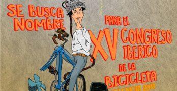 ConBici busca nombre para su congreso de 2018 en Valencia