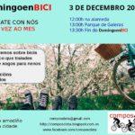 La Asociación Composcleta invita a tod@s a disfrutar de la bici en Compostela