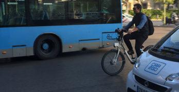 35 millones de euros para coches y motos y ni un euro para la bici
