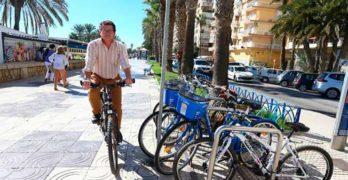 José Luis Martín: «Hace falta valentía política para quitarle espacio al coche y dárselo a la bici»