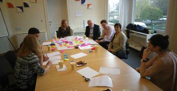 """ConBici en el taller participativo """"Visión 2030"""" de la ECF en Bruselas"""