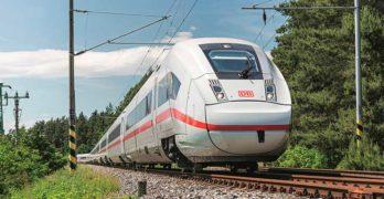 Espacios para bicis en nuevos Alta Velocidad alemanes