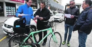 BiTer y los colectivos de los taxis sellan un pacto de convivencia en Terrassa