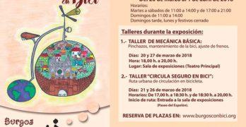 """Burgos Con Bici: Exposición """"Pensando en bici"""""""