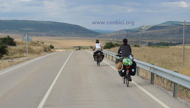 PNL para más carriles bici interurbanos