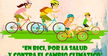 Murcia reivindica la bici contra el Cambio Climático