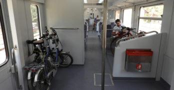 Rodalies València piensa en bici