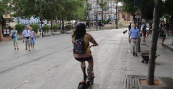 Ricardo Marqués, explica la normativa a las bicicletas eléctricas y VMP