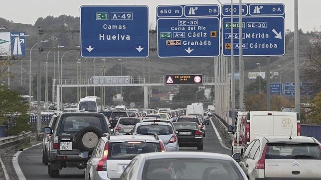 La movilidad de Sevilla