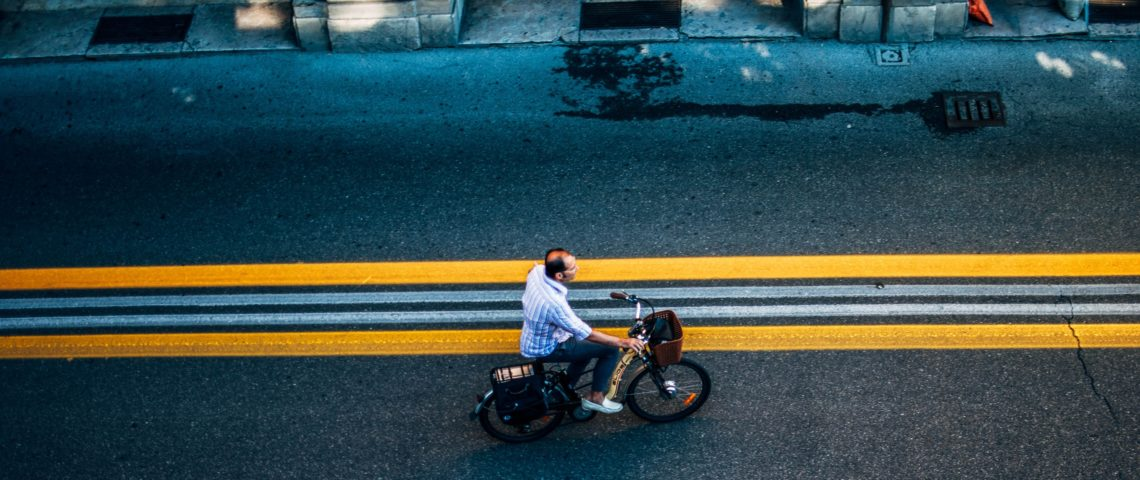 Sigue montando en bicicleta durante la epidemia de coronavirus